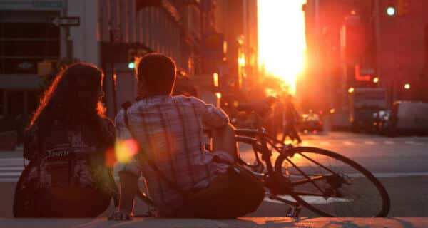 7 motivos para morar com ele no exterior