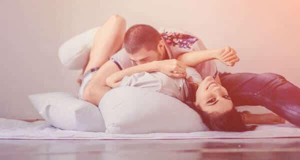 7 posições sexuais para casais românticos