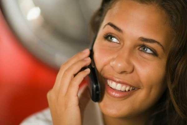 como conquistar um homem por telefone