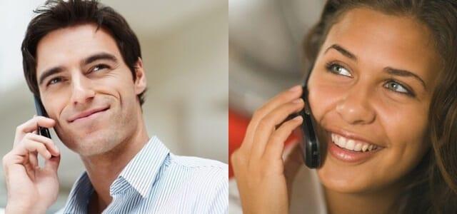 Como conquistar por telefone