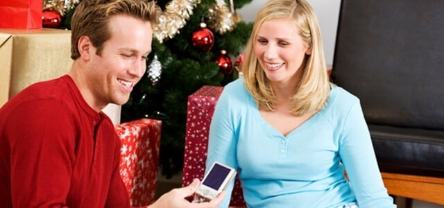 Presente de Natal para namorado